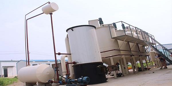 کارخانه صادرات روغن تصفیه مجدد گرمسار