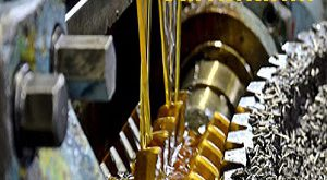 Sale of 208 liter industrial oils and lubricants