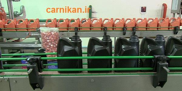 صادرات روغن موتور sl روغن موتور تصفیه شده