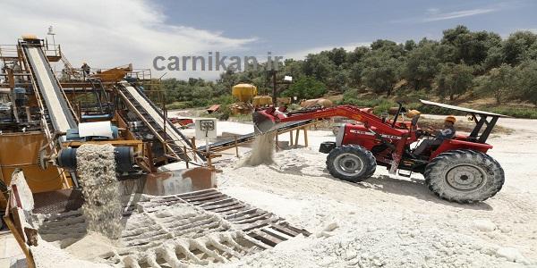 فروش مستقیم خاک رنگبر بنتونیت و تونسیل