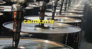 Price of bitumen 85/100 in the stock market