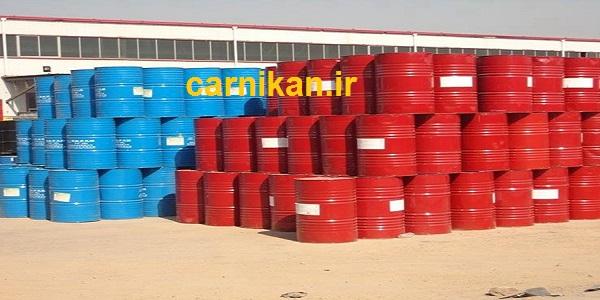 صادرات روغن ماشین ایرانول