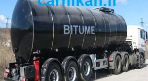 Top producers of Iranian bitumen 30,000 tons
